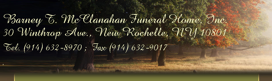 Barney T. McClanahan Funeral Home